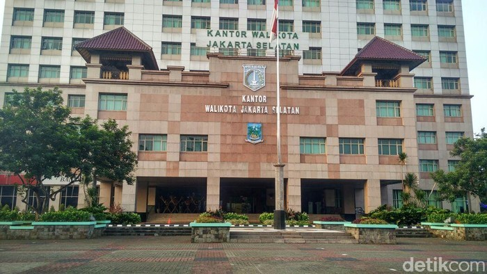 Kantor Wali Kota Jakarta Selatan