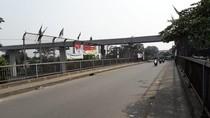 Tak Ada Polisi, Begini Situasi di Jembatan Lokasi Teror Batu