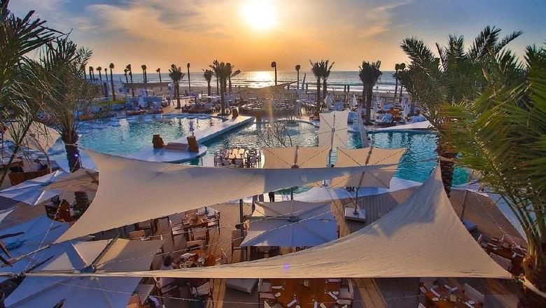 Nikki Beach di Dubai (Dubai Tourism Board)