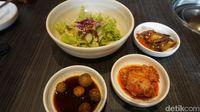 Koba Korean BBQ : Mantap! Sumo Noodle dan BBQ Daging Korea Rasa Lokal