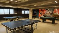 Tempat bermain tenis meja (Afif Farhan/detikTravel)