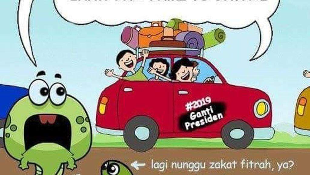 Kumpulan Meme Heboh Tol Jokowi