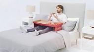 Wow, Dengan Kotak Pizza Ini Bisa Makan Pizza di Ranjang!