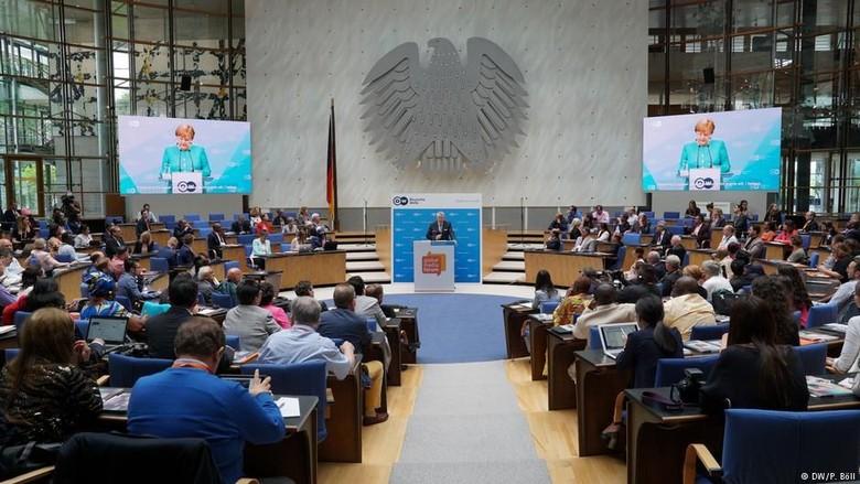 Kesenjangan Global Dibahas di Konferensi DW Global Media Forum