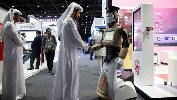 Dubai dan China Kembangkan Kota Masa Depan, Penuh Robot