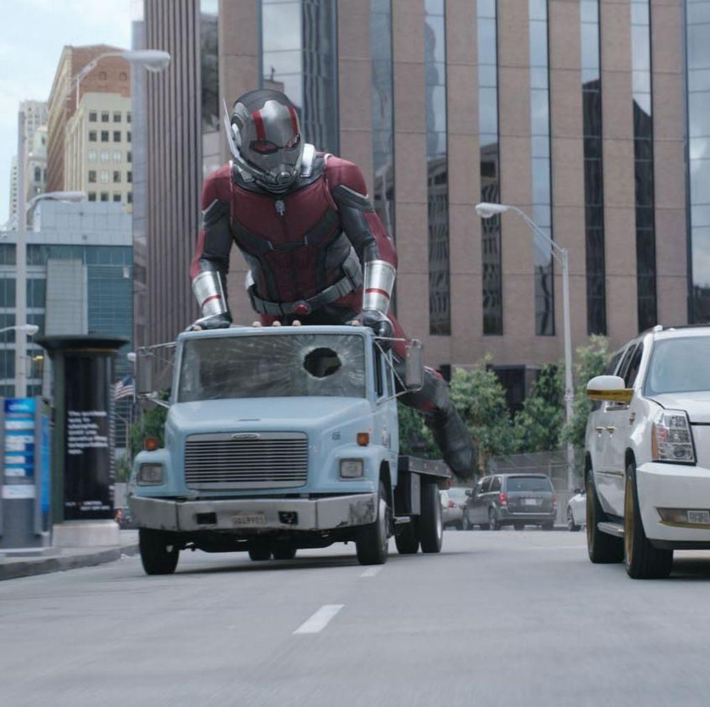 Di Mana Ant-Man Saat Thanos Muncul di Avengers: Infinity War?
