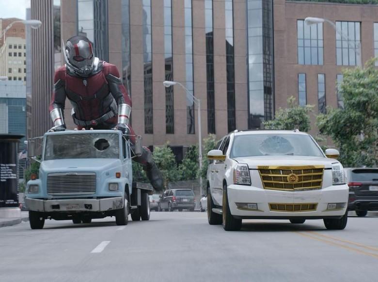 Absen di Infinity War, Bagaimana Nasib Ant-Man yang Terancam di Sekuel?