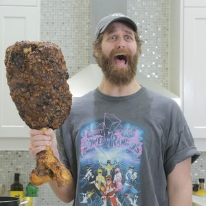Keren! YouTuber Ini Bikin Makanan Jumbo, Ini 10 Diantaranya
