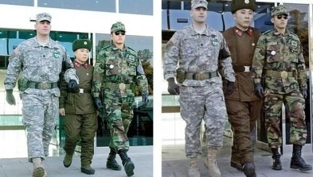 Propaganda Korea Utara yang Ketahuan Pakai Photoshop