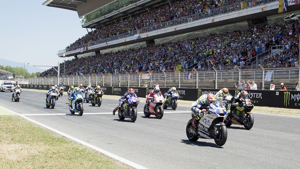 Malam Ini di detikSport: Live Streaming MotoGP Catalunya.