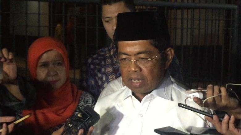Idrus Marham Dipanggil KPK Terkait Kasus Suap PLTU Riau-1 Besok