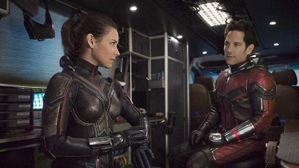 Sebelum Nobar Ant-Man and the Wasp, detikHOT Bagi-bagi Marchandise