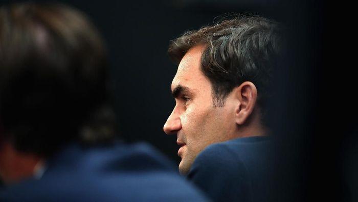 Roger Federer akan comeback di Stuttgart Terbuka. (Foto: Alex Grimm/Getty Images)