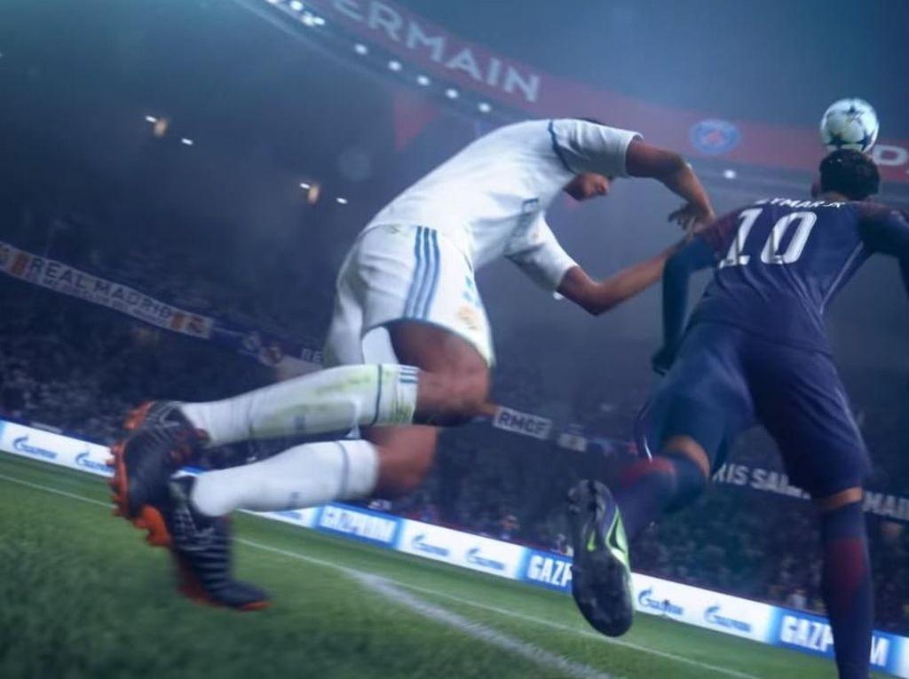 Taktik Parkir Bus Ditiadakan di FIFA 19