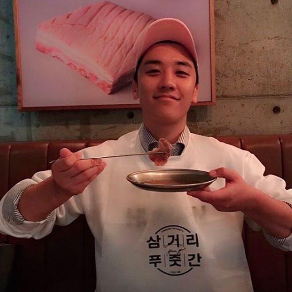 Seungri BIGBANG Dikabarkan Wamil Awal 2019