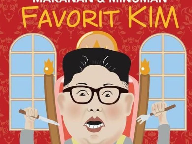 Ini Dia Deretan Makanan Kesukaan Kim Jong Un!