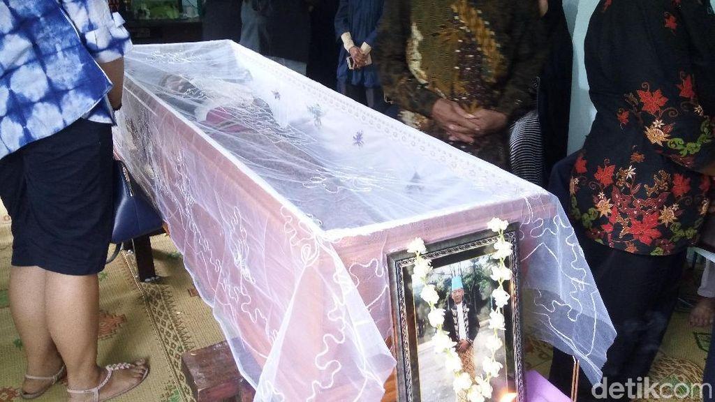 Budayawan Keraton Surakarta, Kanjeng Win Berpulang