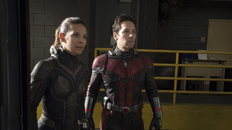 Paul Rudd dan Evangeline Lilly Bicara soal Peran di Ant-Man and The Wasp