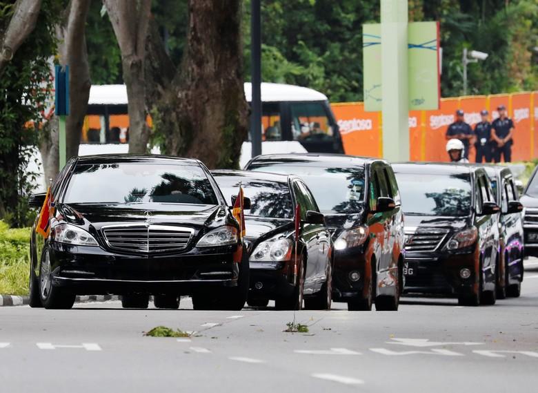 Mercy Kim Jong Un. Foto: REUTERS