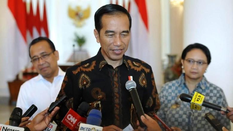 Ada Typo di Cuitan Jokowi, Admin @Jokowi Kembali Disorot