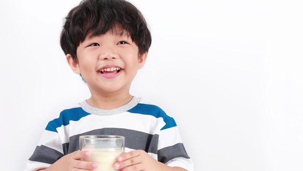 Ini Nutrisi yang Harus Dipenuhi Si Kecil Saat Masa Pertumbuhan