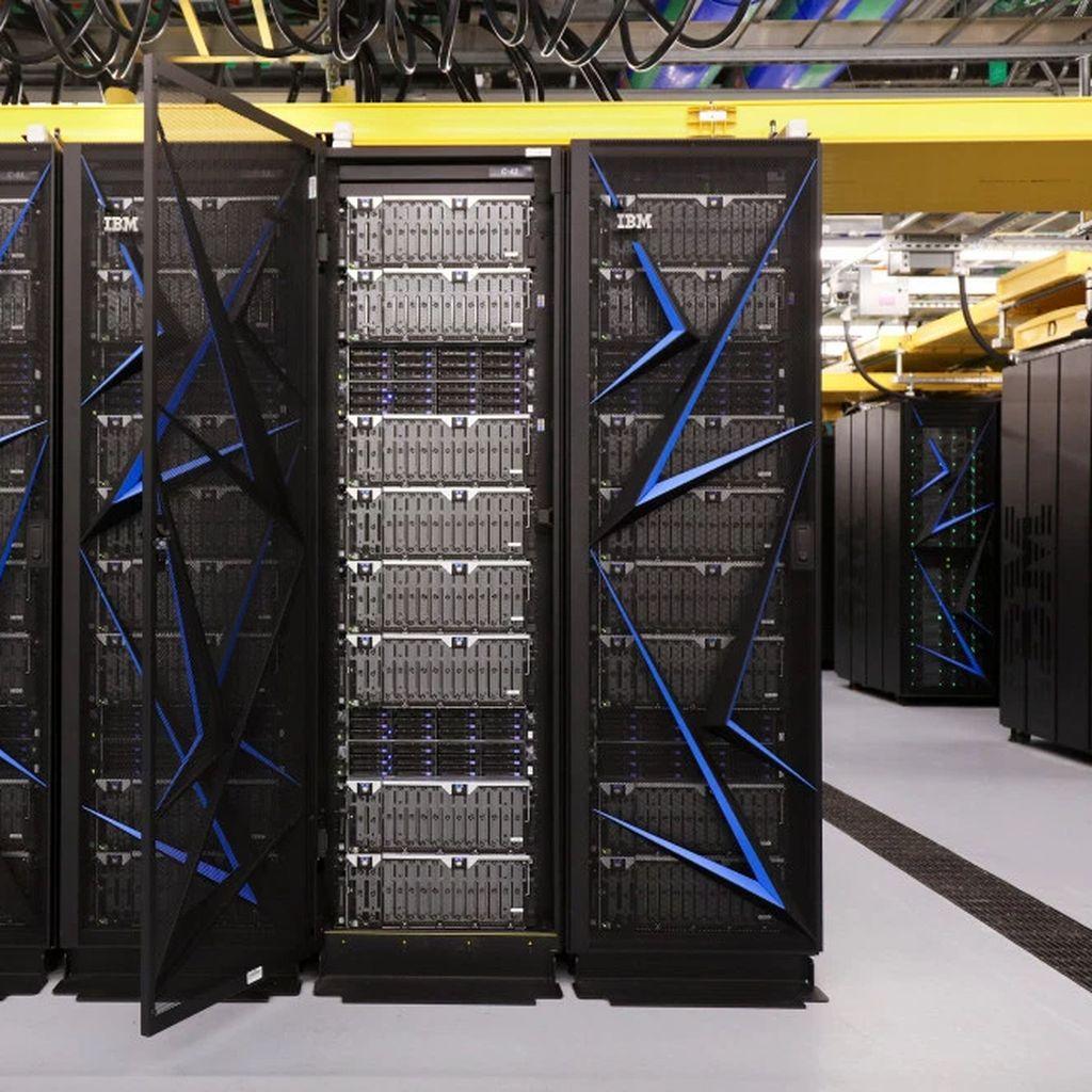 AS Punya Komputer Terkencang, Dipakai Buat Apa?