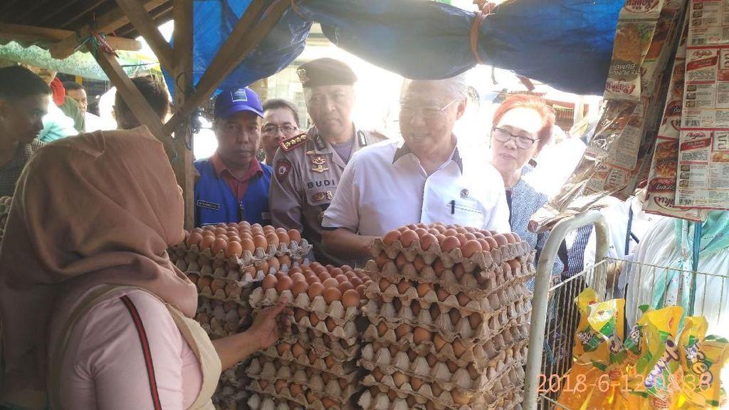 Cek Harga Pangan H-2 Lebaran di Kendari, Mendag: Masih Stabil