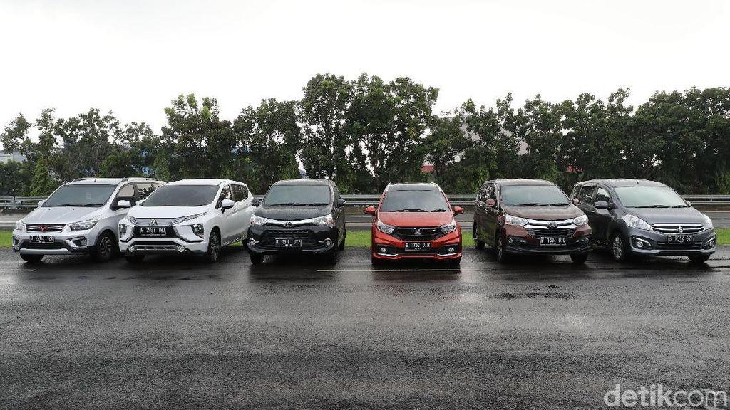 Adu Irit 6 Mobil MPV di Indonesia, Mana yang Terbaik?