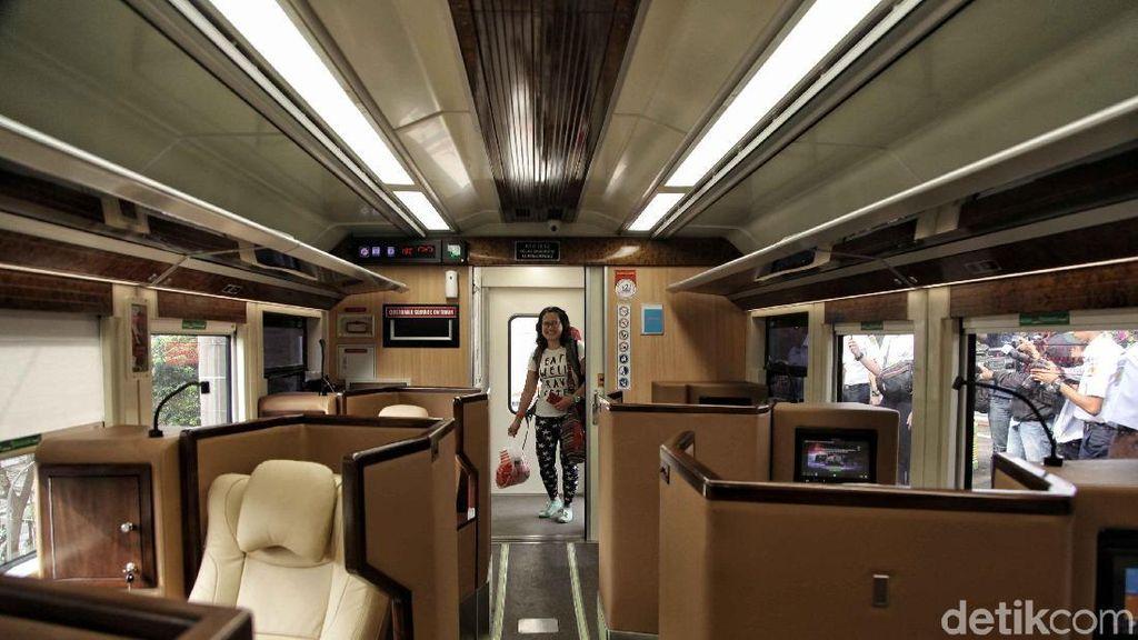 Kereta Sleeper Beroperasi untuk Mudik, Yuk Intip Fasilitasnya
