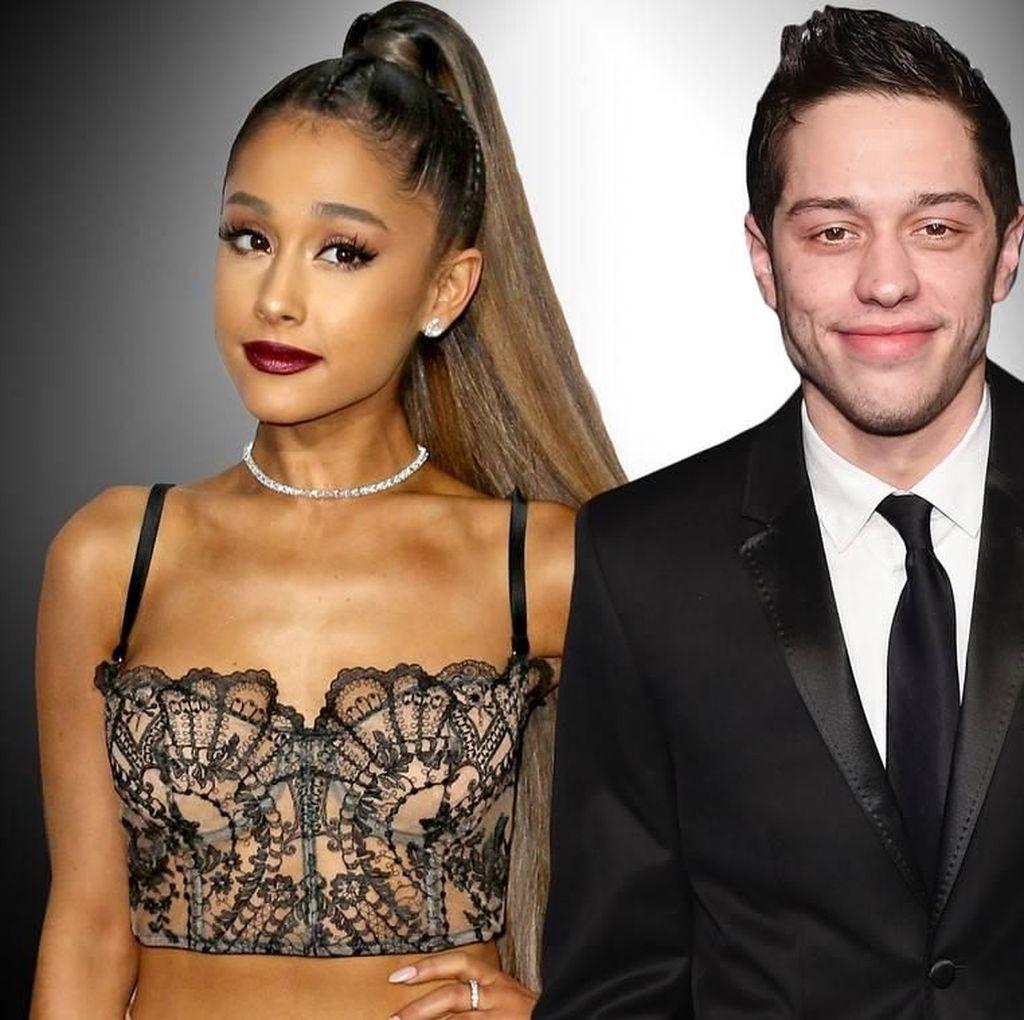 Pete Davidson Konfirmasi Kabar Pertunangan dengan Ariana Grande