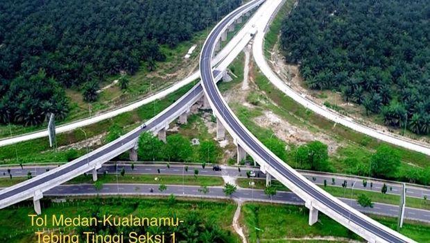 Tol Medan Kualanamu-Tebing Tinggi