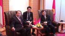 JK Bertemu Deputi PM Vietnam Bahas Tenaga Kerja dan Nelayan Ilegal