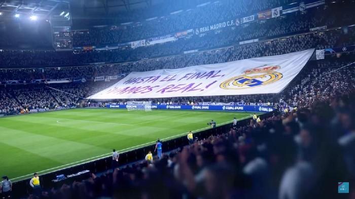Netizen memberikan penilaian usai menjajal demo FIFA 19 (Foto: YouTube/EA Sports)