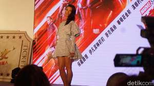 Kemeriahan Premiere Ant-Man and The Wasp di Taipei