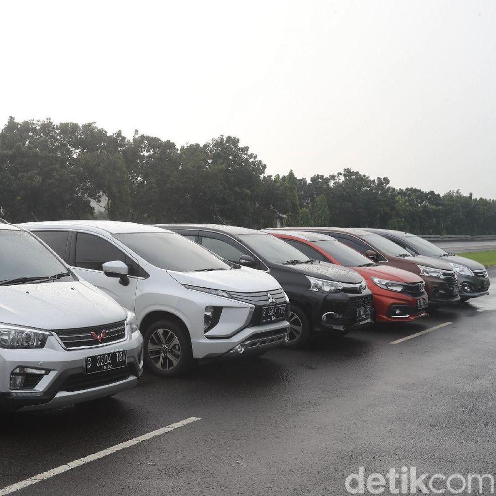 45% Orang Indonesia Cari Mobil MPV