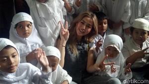 Libur Lebaran, Jessica Iskandar Akan ke Mentawai