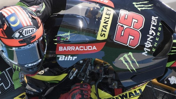 Hafizh Syahrin Sebut MotoGP Catalunya Balapan Kandang Kedua