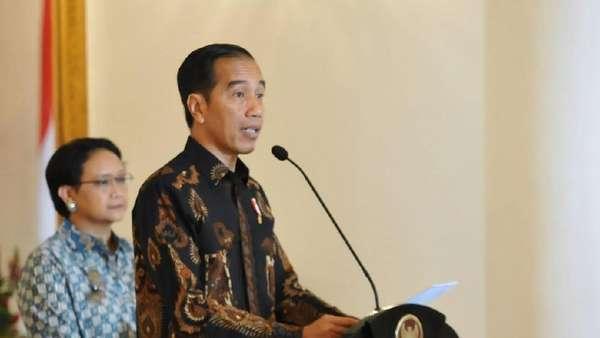 Jokowi: Runway 3 Bandara Soetta Tambah Penerbangan dari Luar Negeri