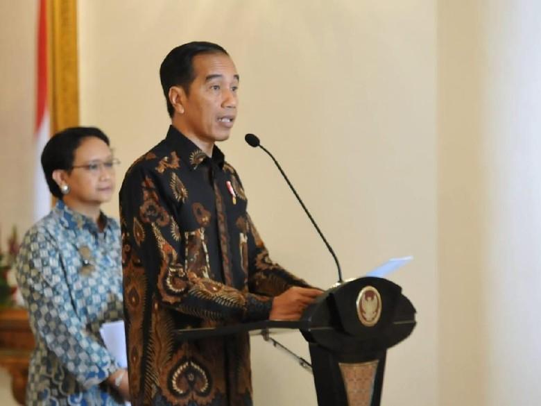 Jokowi Tawari Presiden Mikronesia Pesawat N219 Produksi PT DI