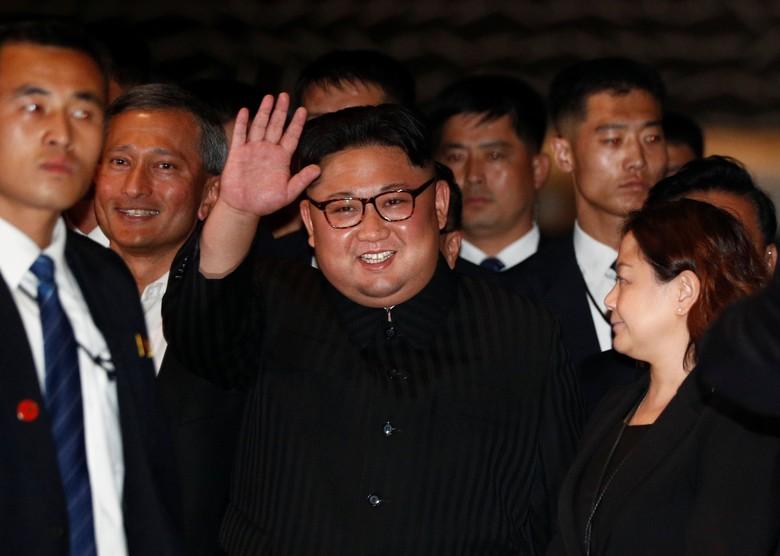 Sebelum Bertemu Trump, Kim Jong Un Jalan-jalan di Singapura