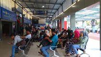 H-3 Lebaran, DAOP 8 Surabaya Lepas 236.400 Penumpang