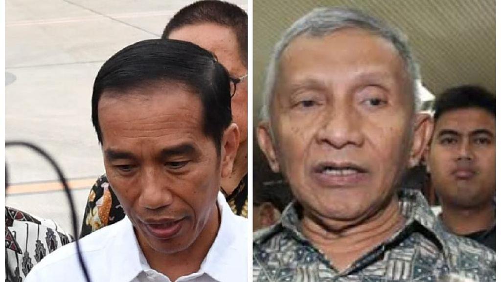 Amien Rais Dijuluki Bapak Reformasi, Jokowi Jadi Putera Reformasi?