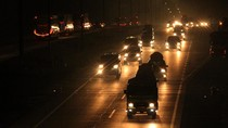 Tol Jagorawi Arah Bogor Padat di Sejumlah Titik Malam Ini
