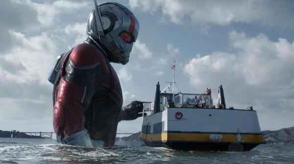 Bagaimana Serunya Penggarapan Film Ant-Man and The Wasp?
