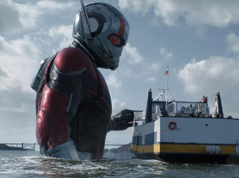 Bagaimana Serunya Penggarapan Film Ant-Man and The Wasp?
