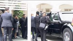 Mengintip Jeroan Mobil Donald Trump