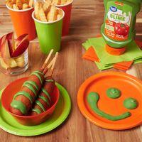 Wah, Kini Ada Saus Hjau dari 'Slime' Nickelodeon yang Terkenal