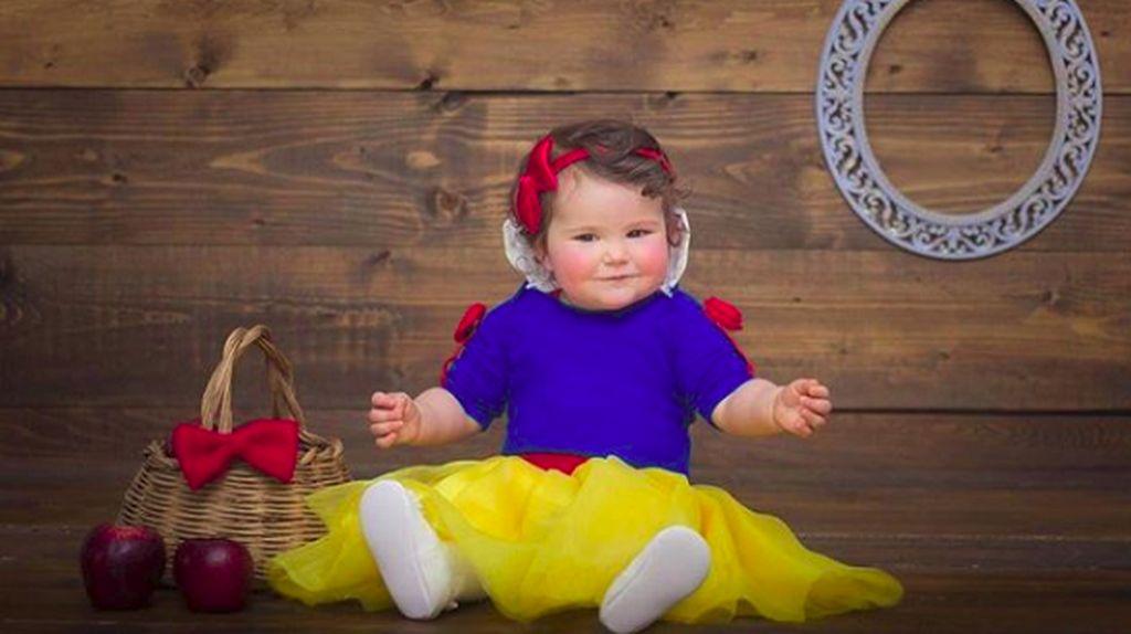 Jadi Snow White Cilik, Bayi-bayi Ini Lucu Banget