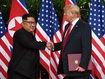 Mungkin Akan Bertemu Kim Jong-Un Lagi, Trump: Saya Menyukai Dia