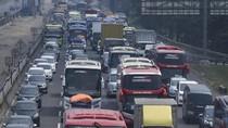 Pagi Ini, Tol Tangerang Arah Jakarta Macet